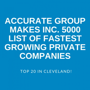 Accurate Group Inc. 5000