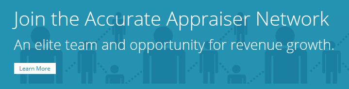 Join Accurate Appraiser Network