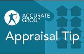 Appraisal Tip Small - Accurate Group