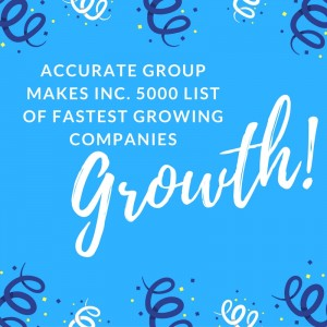 2016 Accurate Group Inc. 5000-celebrate 3